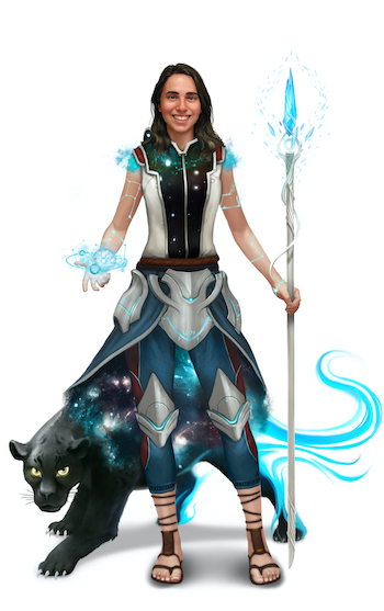 Classcraft Gamemaster Brittney Judkins