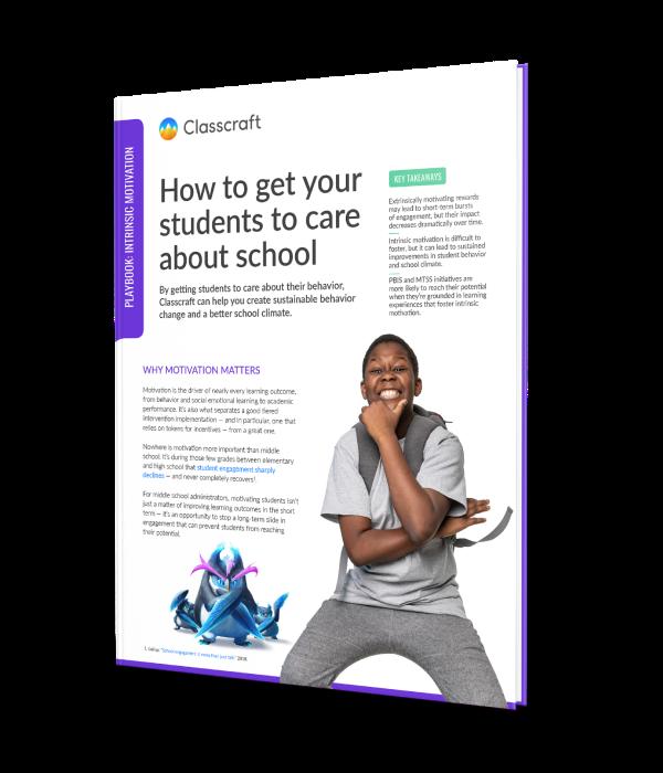 Intrinsic Motivation Playbook