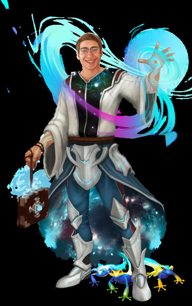 Teacher James Sira's custom avatar