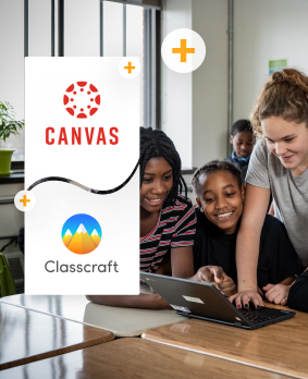 Classcraft and Canvas are now working together