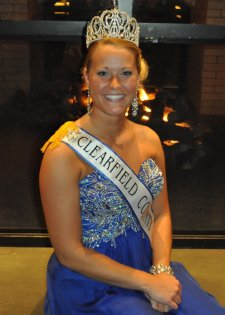 2013 Clearfield County Fair Queen Taylor Goodman
