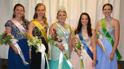2017 Fair Queen Court