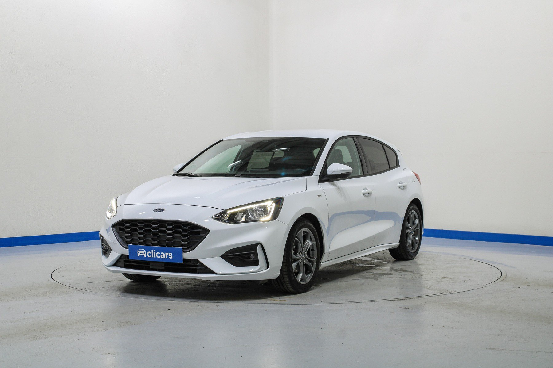 Ford Focus Gasolina 1.0 Ecoboost 92kW ST-Line 1