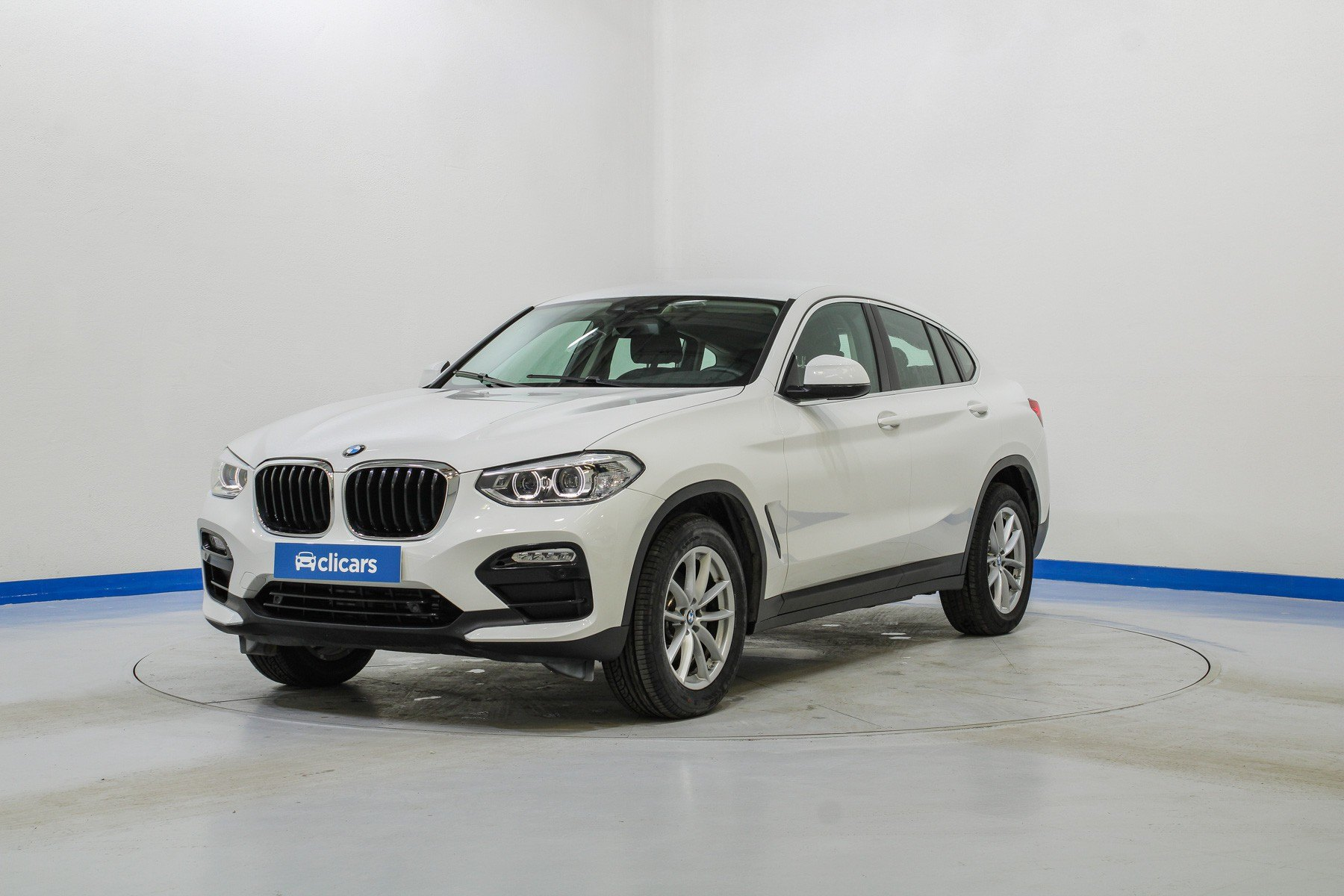 BMW X4 Diésel xDrive20d 1
