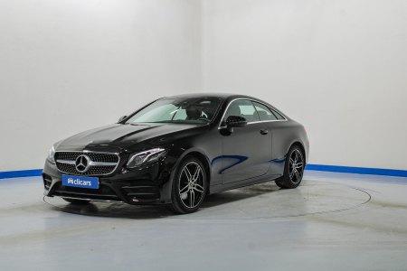 Mercedes Clase E Diésel Coupé E 220 d
