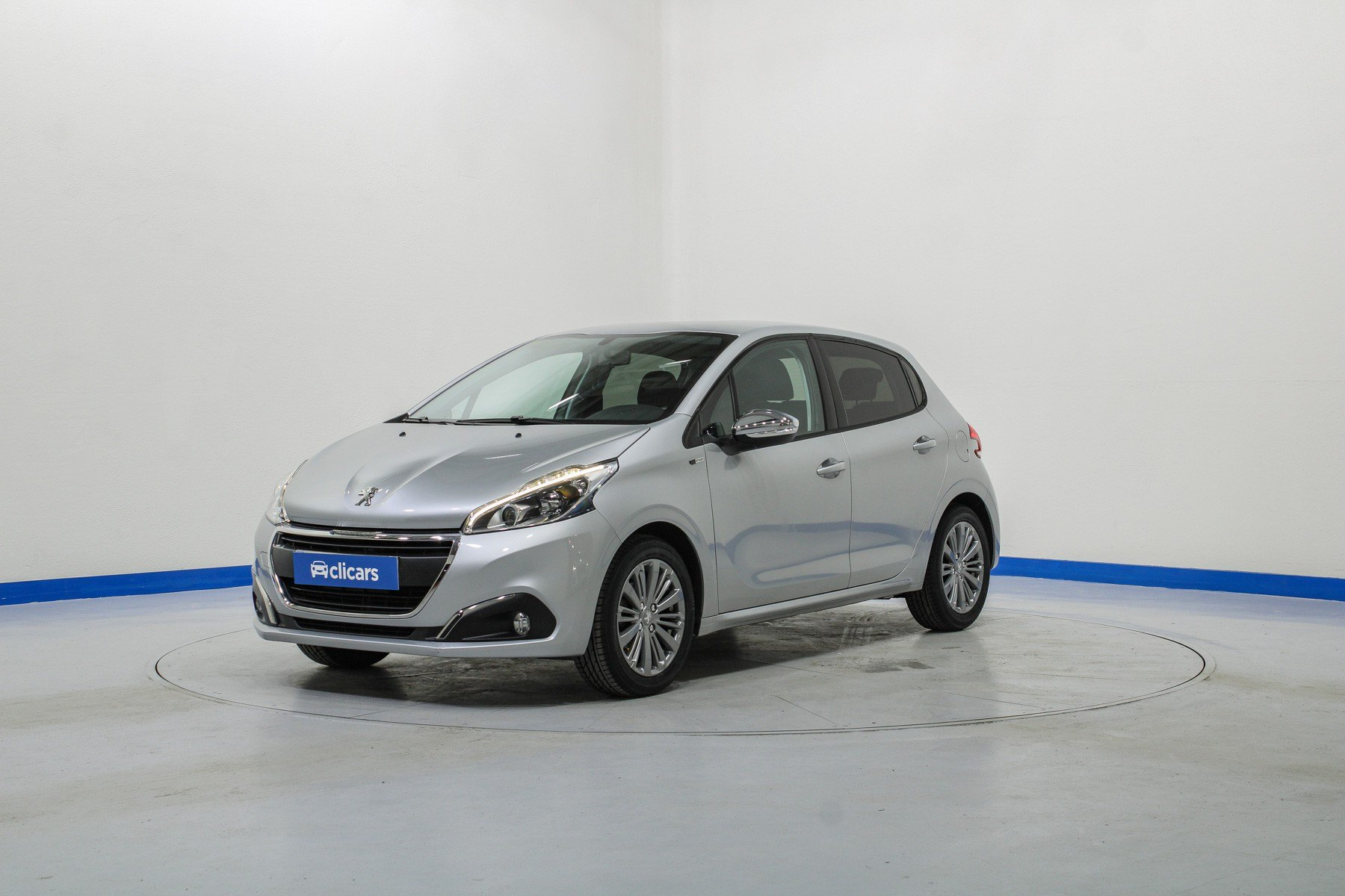 Peugeot 208 Gasolina 5P STYLE 1.2L PureTech 60KW (82CV) 1