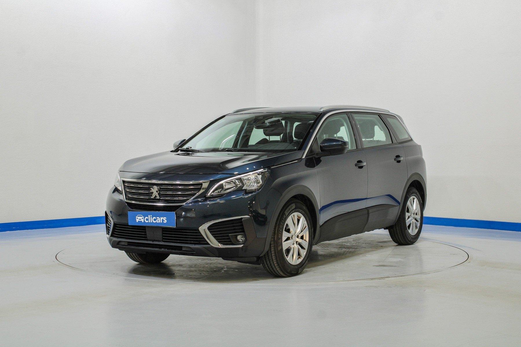 Peugeot 5008 Diésel Active BlueHDi 96kW (130CV) S&S EAT8 1