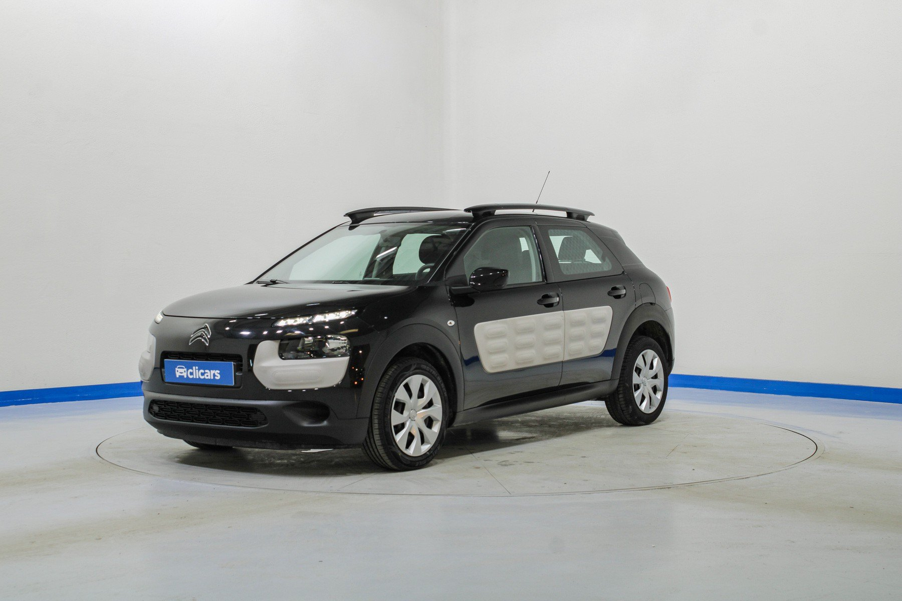 Citroën C4 Cactus Diésel BlueHDi 73KW (100CV) Feel 1