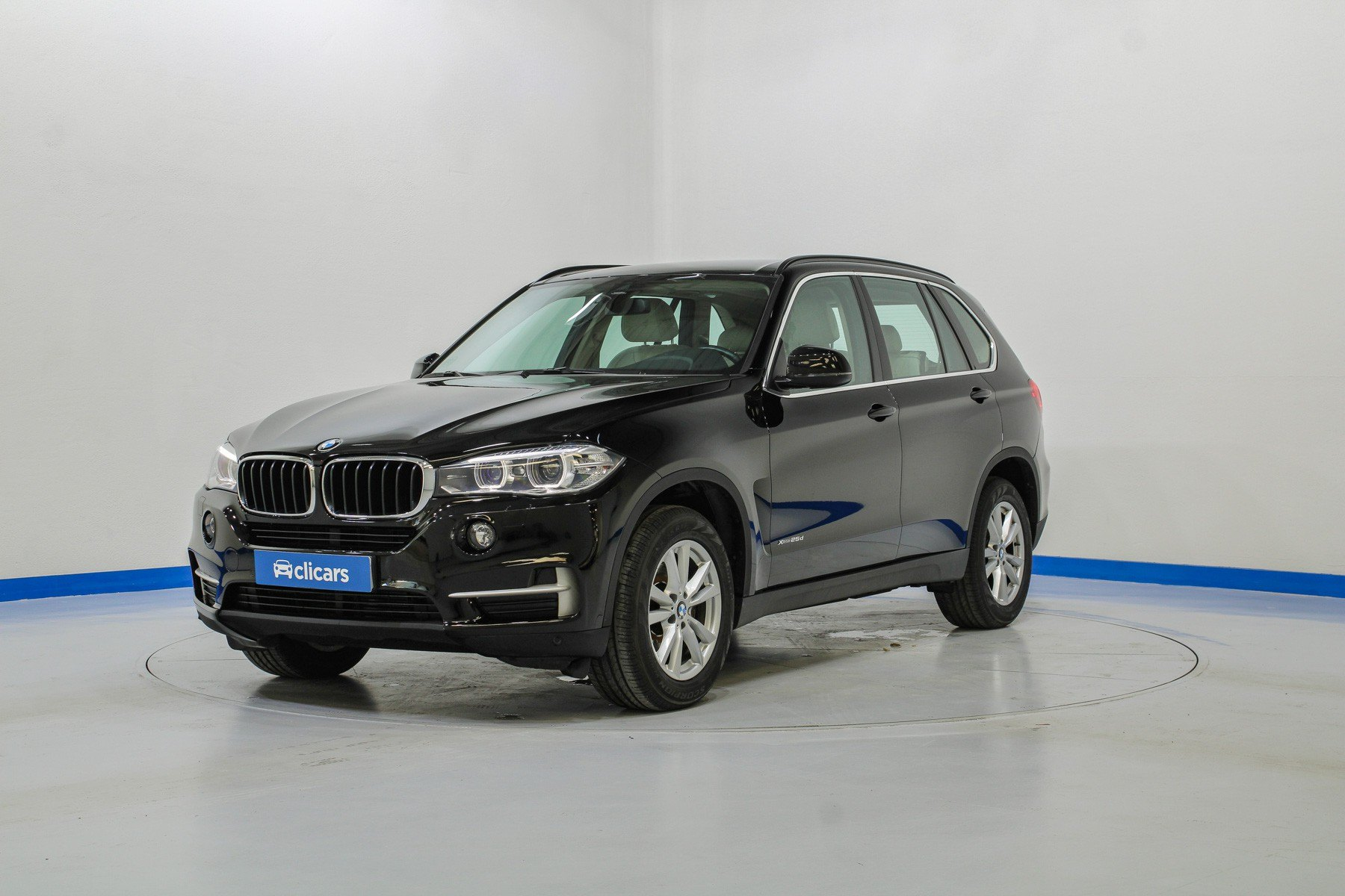 BMW X5 Diésel xDrive25d 1