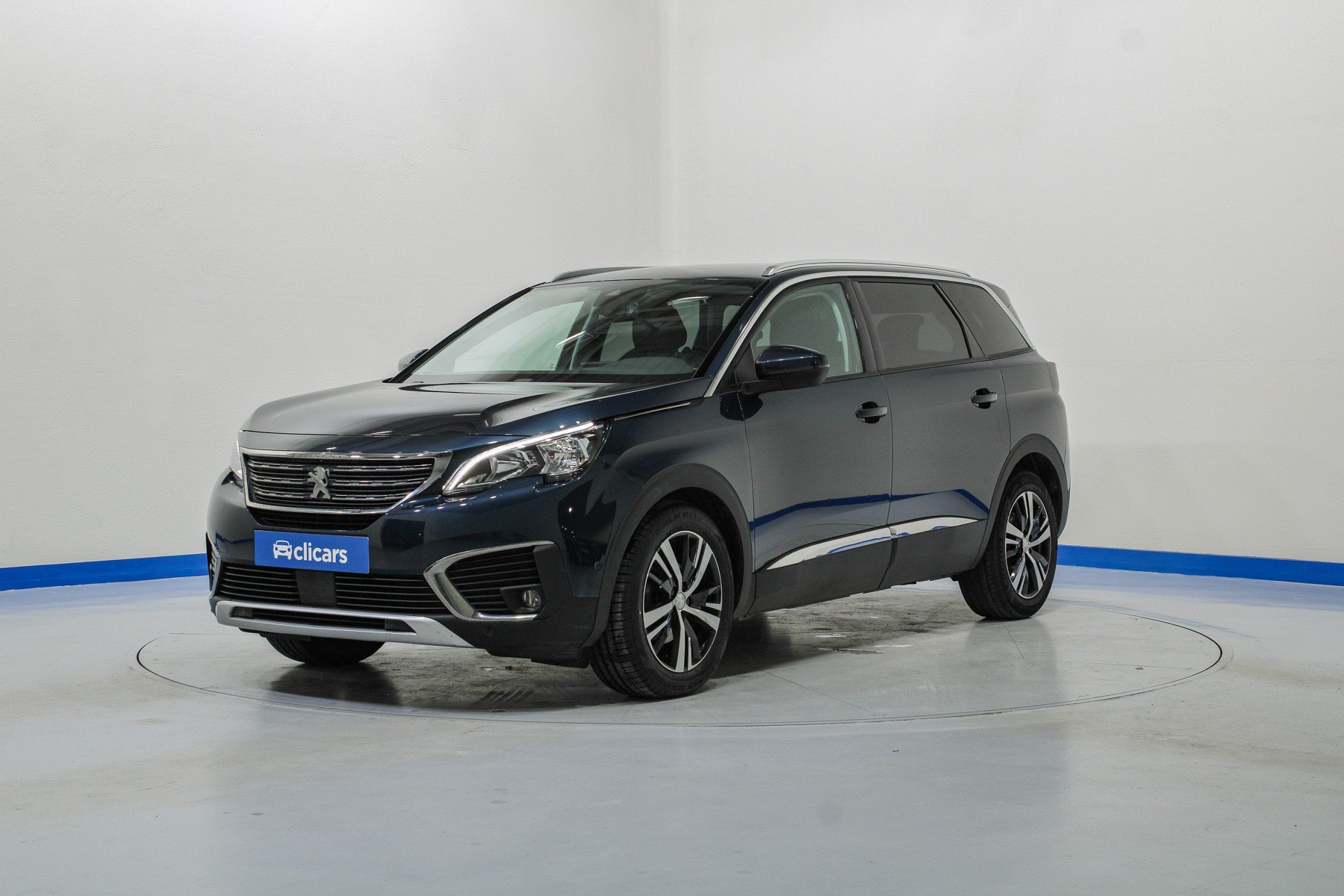 Peugeot 5008 Diésel Allure 1.6L BlueHDi 88kW(120CV) S&S EAT6 1