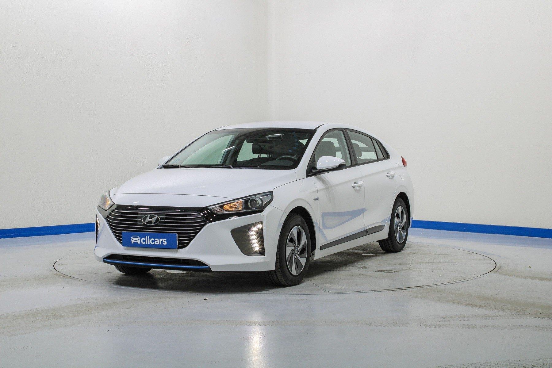 Hyundai IONIQ Híbrido 1.6 GDI HEV Klass Nav DCT 1