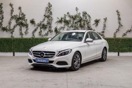 Mercedes Clase C 2015