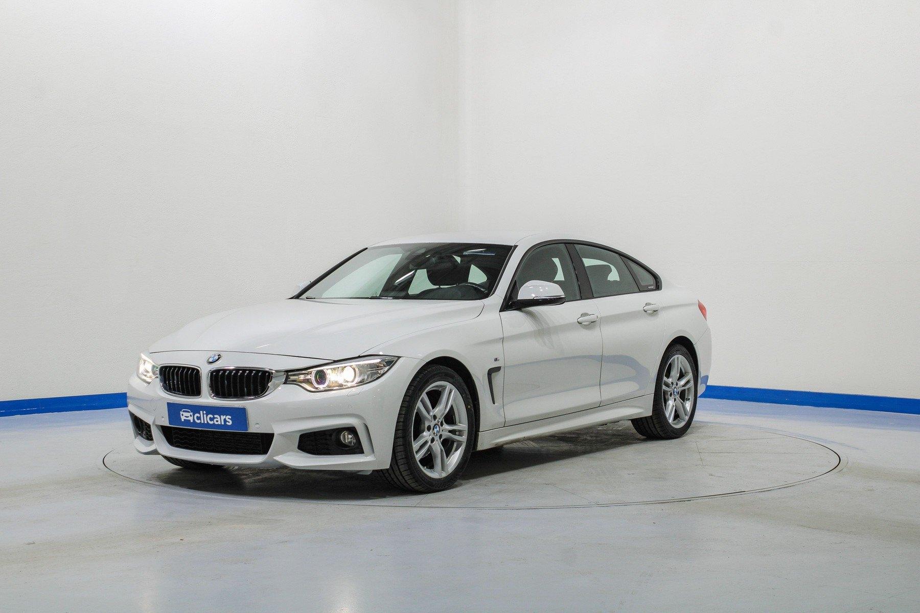 BMW Serie 4 Diésel 420d Gran Coupe 1