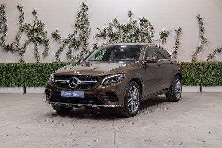 Mercedes Clase GLC Coupé 2017