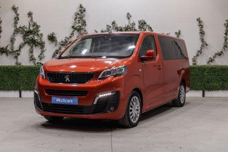 Peugeot Traveller 2019