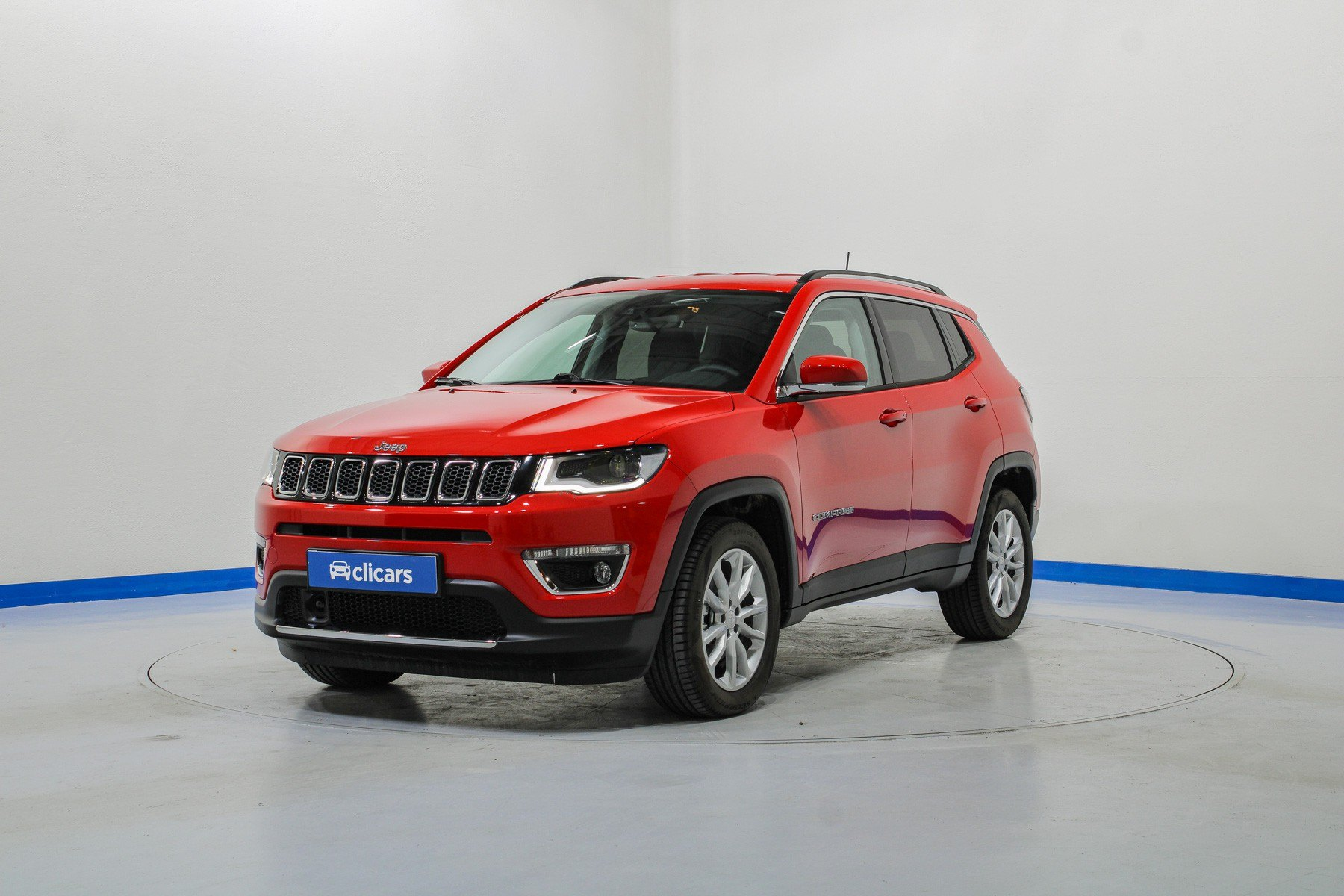 Jeep Compass Gasolina 1.3 Gse T4 110kW (150CV) Limited DCT FWD 1