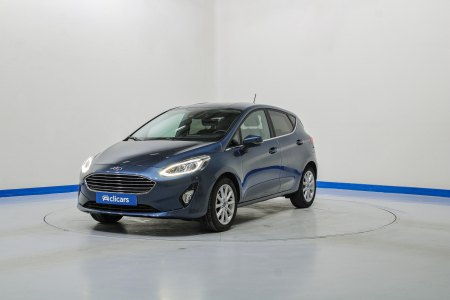 Ford Fiesta Gasolina 1.0 EcoBoost 74kW Trend+ S/S 5p