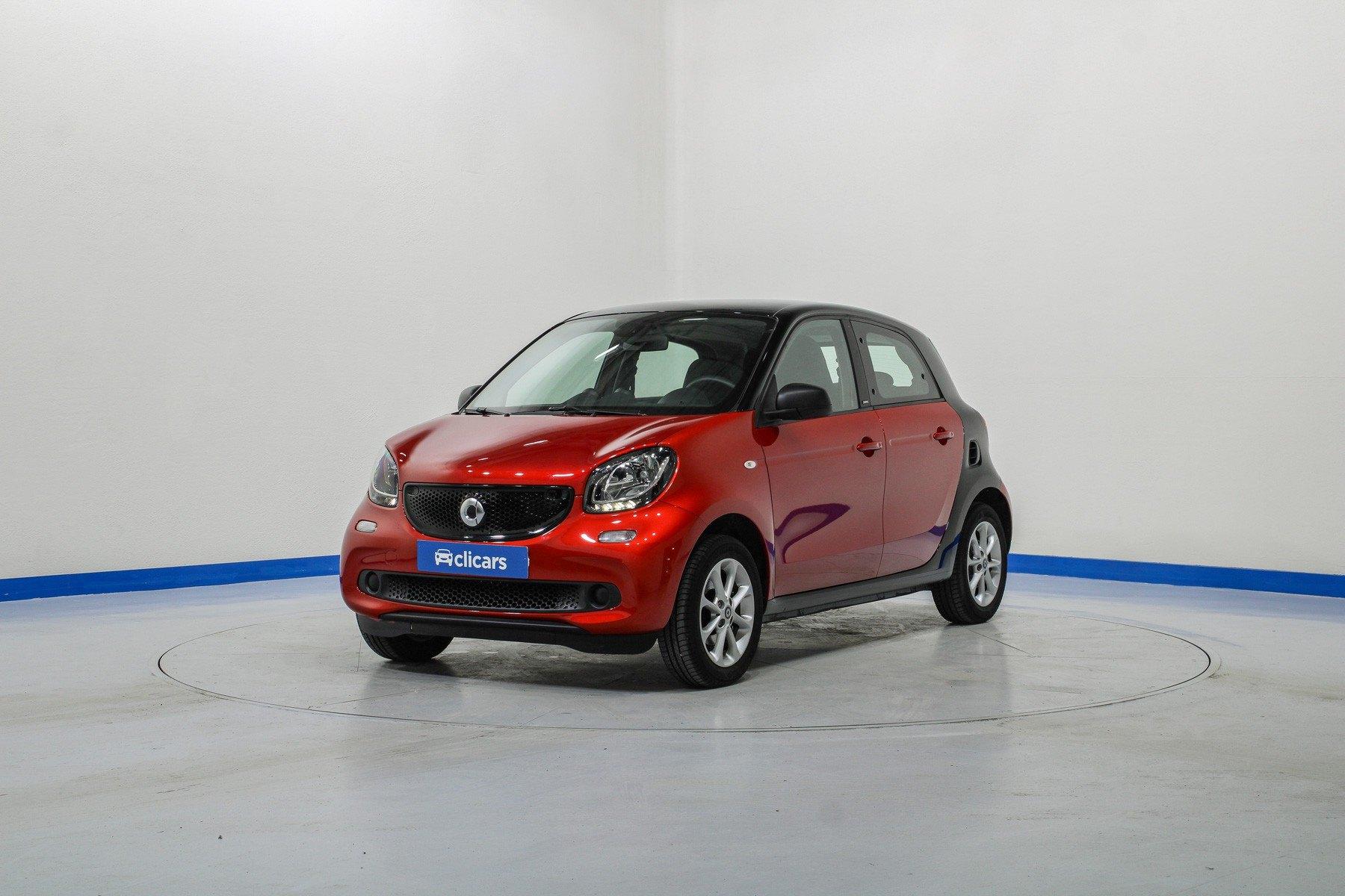 Smart ForFour Gasolina 1.0 52kW (71CV) S/S 1
