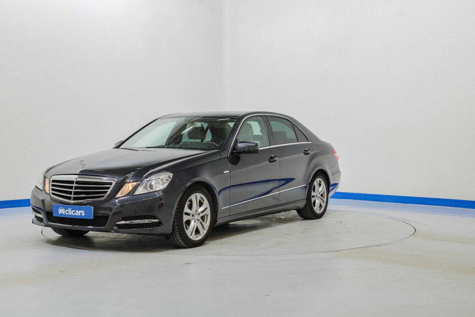 Mercedes Clase E Diésel E 220 CDI B.Efficienc Avantgarde Edition 1