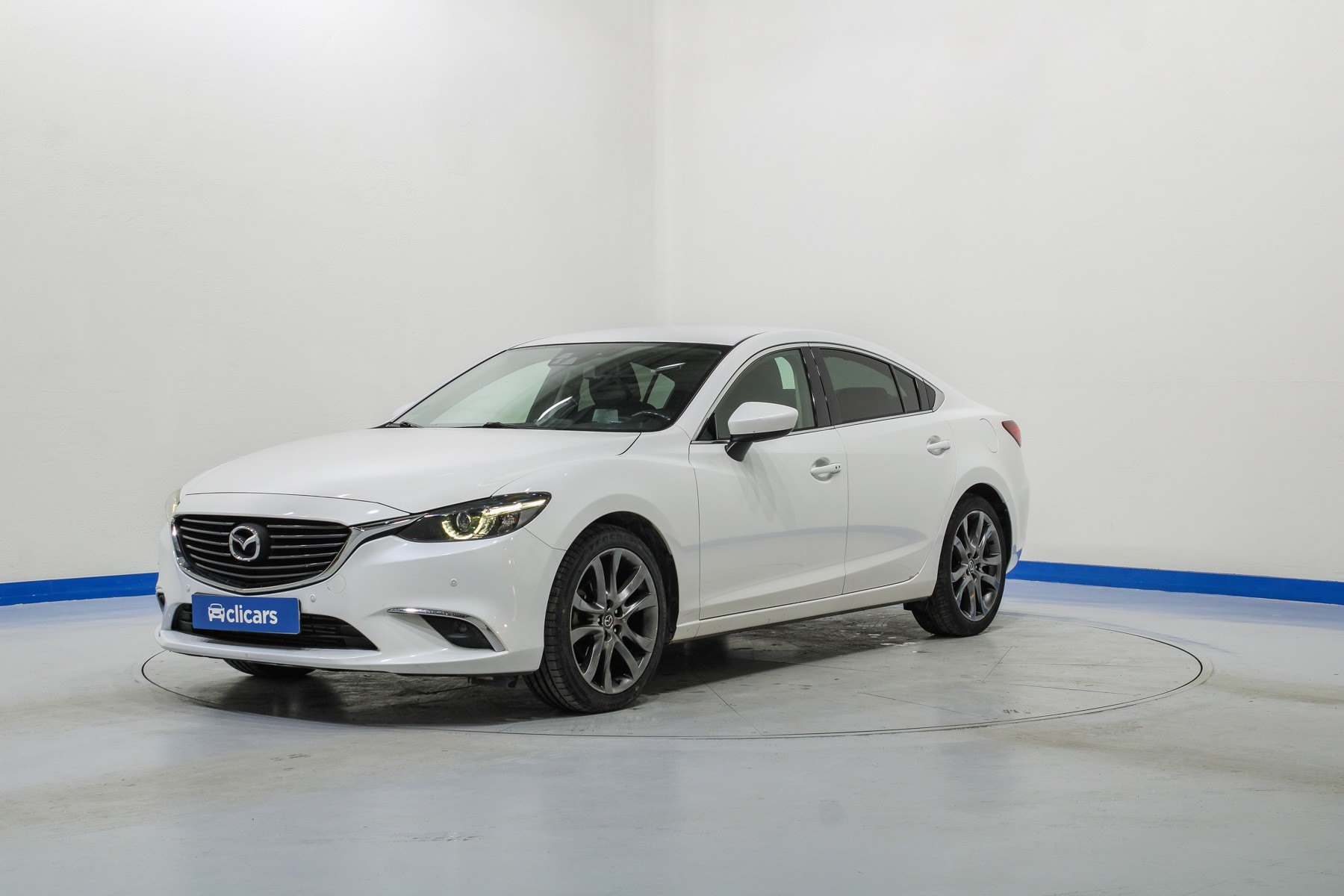 Mazda Mazda6 Diésel 2.2 DE 110kW (150CV) AT Luxury 1