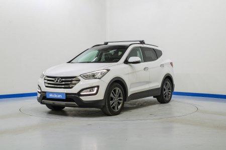 Hyundai Santa Fe Diésel 2.2 CRDi Tecno Auto 4x4 7S