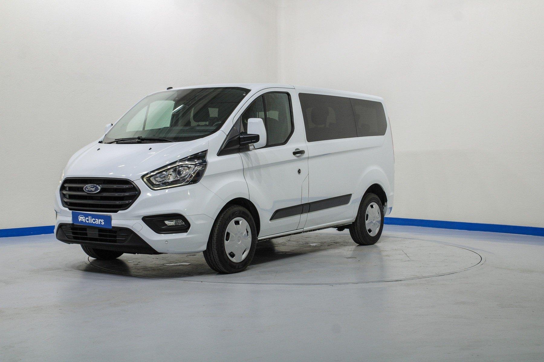 Ford Transit Custom Diésel Kombi 2.0 TDCI 96kW 320 L1 Trend 1