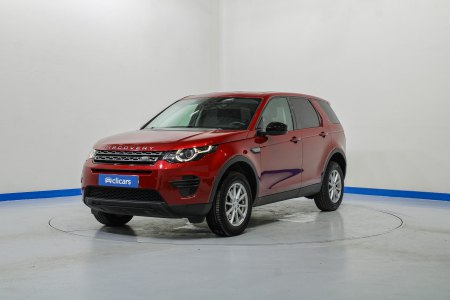 Land Rover Discovery Sport Diésel 2.0L TD4 110kW (150CV) 4x4 Pure
