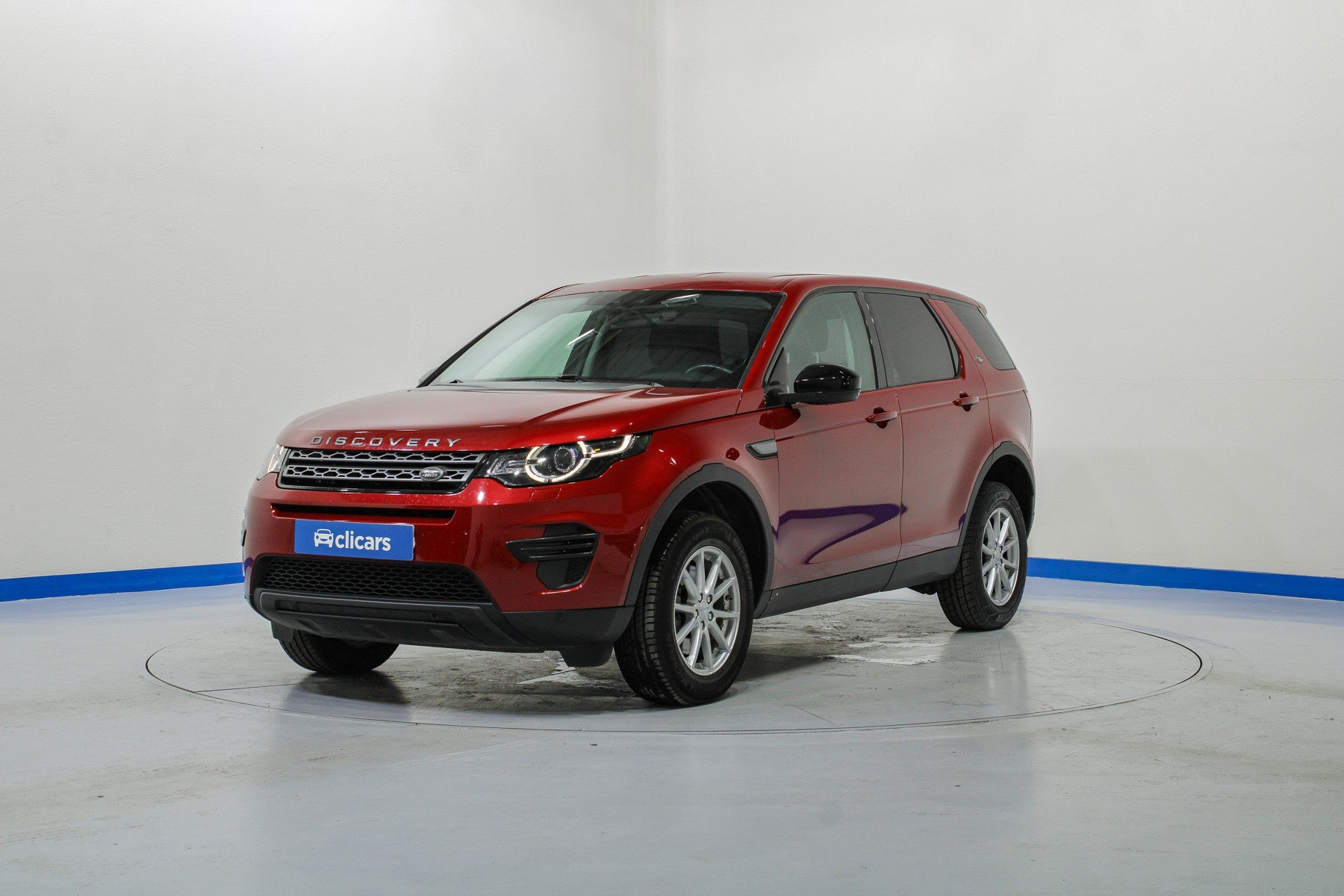 Land Rover Discovery Sport Diésel 2.0L TD4 110kW (150CV) 4x4 Pure 1