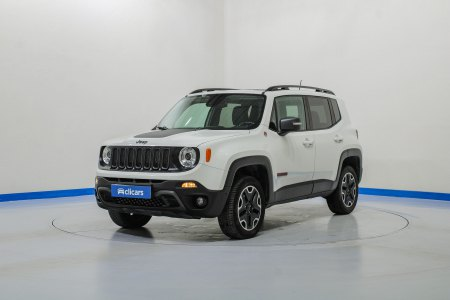 Jeep Renegade Diésel 2.0 Mjet Trailhawk 4x4 170CV Auto AD Low