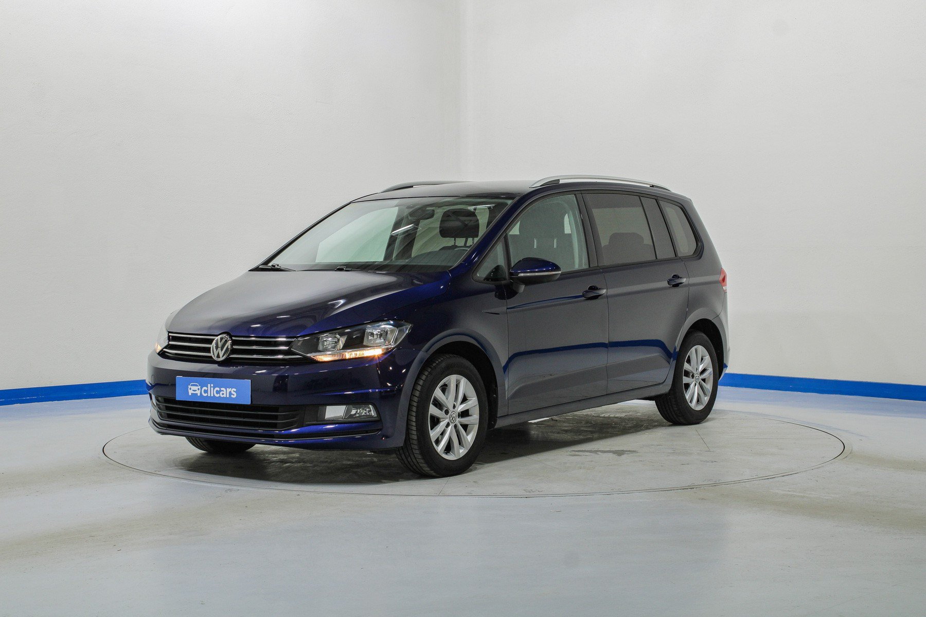 Volkswagen Touran Diésel Advance 1.6 TDI BMT DSG 1
