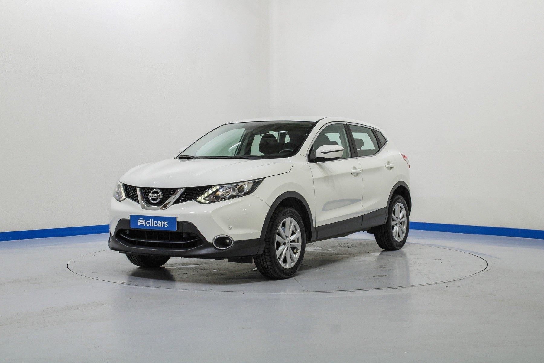 Nissan QASHQAI Diésel 1.5 dCi N-CONNECTA 1