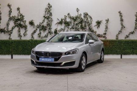 Peugeot 508 2017