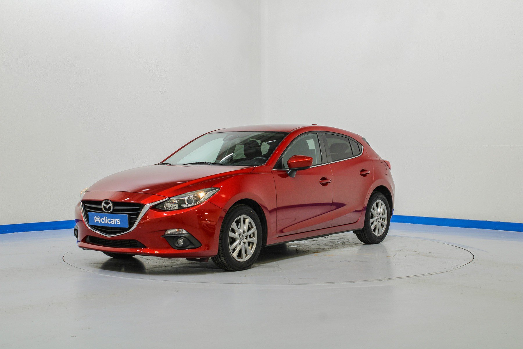 Mazda Mazda3 Diésel 2.2 DE 150 AT Style 1