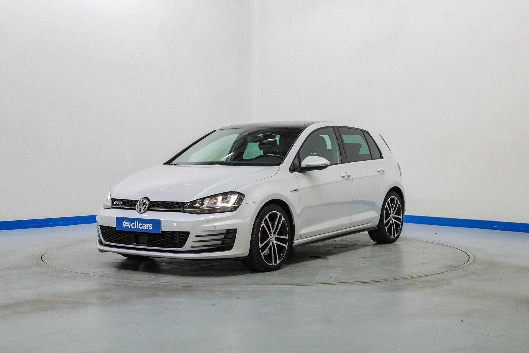 Volkswagen Golf Diésel GTD 2.0 TDI DSG BMT 1
