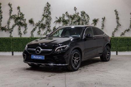 Mercedes Clase GLC Coupé 2019