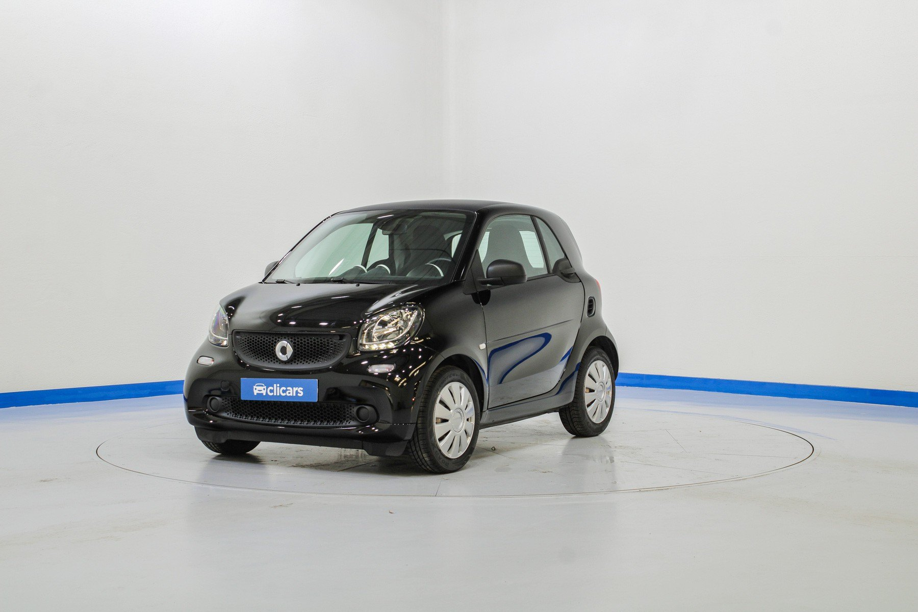 Smart ForTwo Gasolina Coupé 52 mhd Pure 1