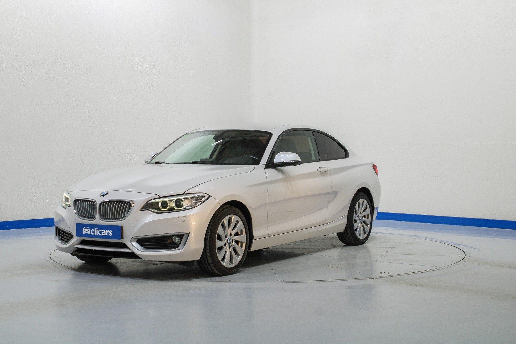 BMW Serie 2 Diésel 218d 1