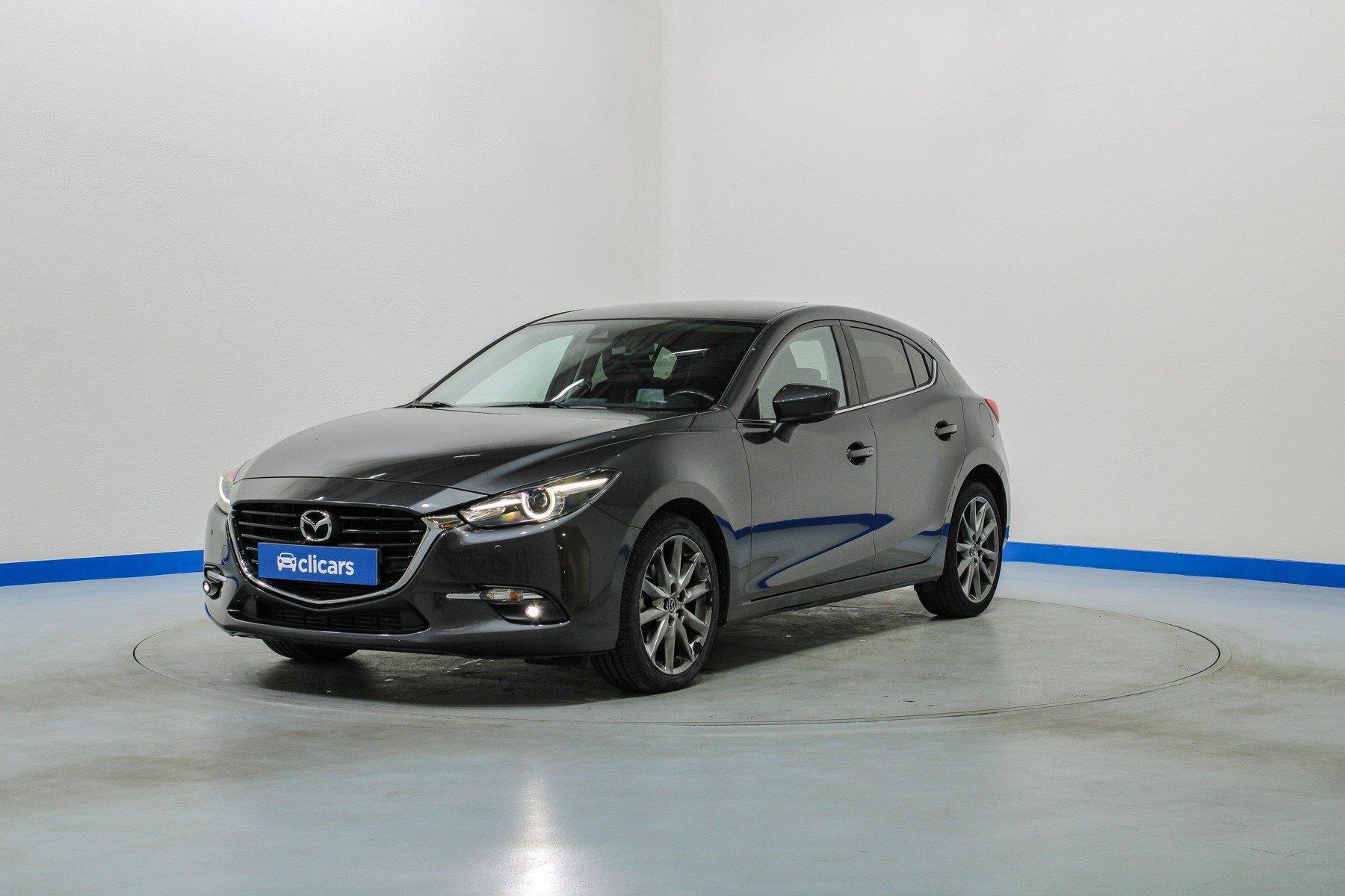 Mazda Mazda3 Diésel 2.2 SKYACTIV-D 110KW ZENITH AUTO 1