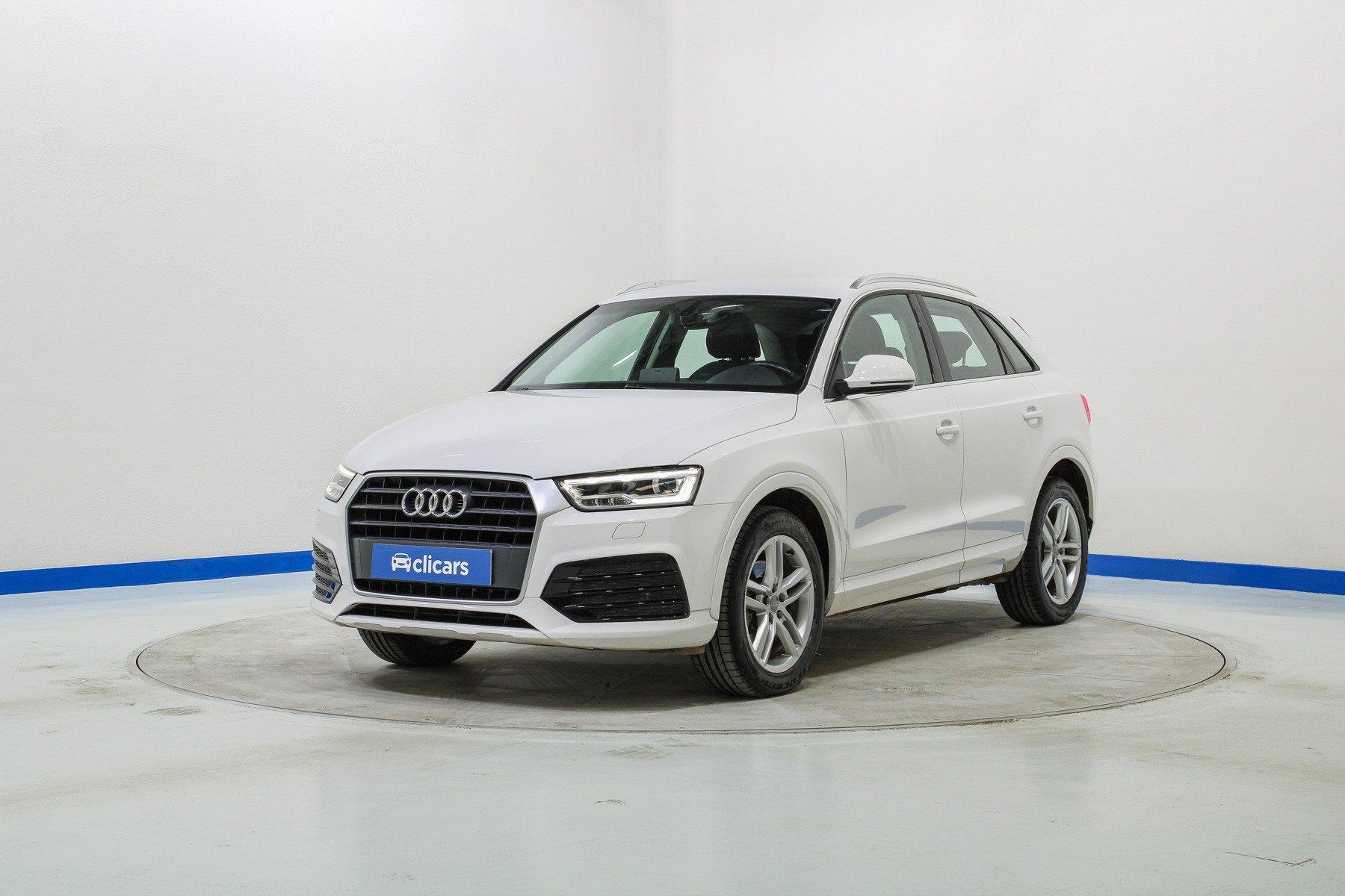 Audi Q3 Diésel Sport edition 2.0 TDI 110kW (150CV) 1