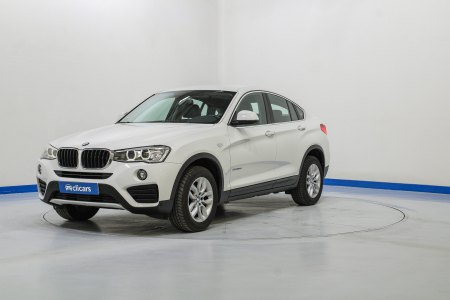 BMW X4 Diésel xDrive20d