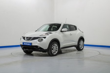 Nissan JUKE Diésel dCi EU6 81 kW (110 CV) 6M/T N-CONNECTA