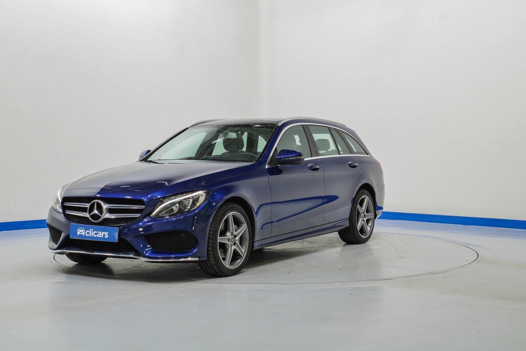 Mercedes Clase C Diésel C 220 d Estate 1