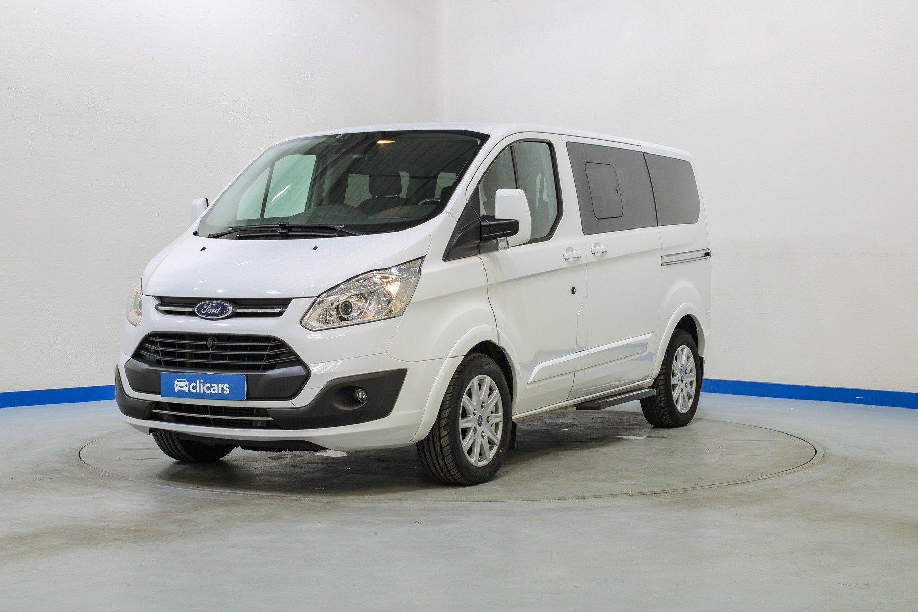 Ford Tourneo Custom Diésel 2.0 TDCI 96kW (130CV) L1 Titanium 1