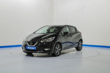 Nissan Micra Diésel 1.5dCi 66 kW (90 CV) S&S N-Connecta