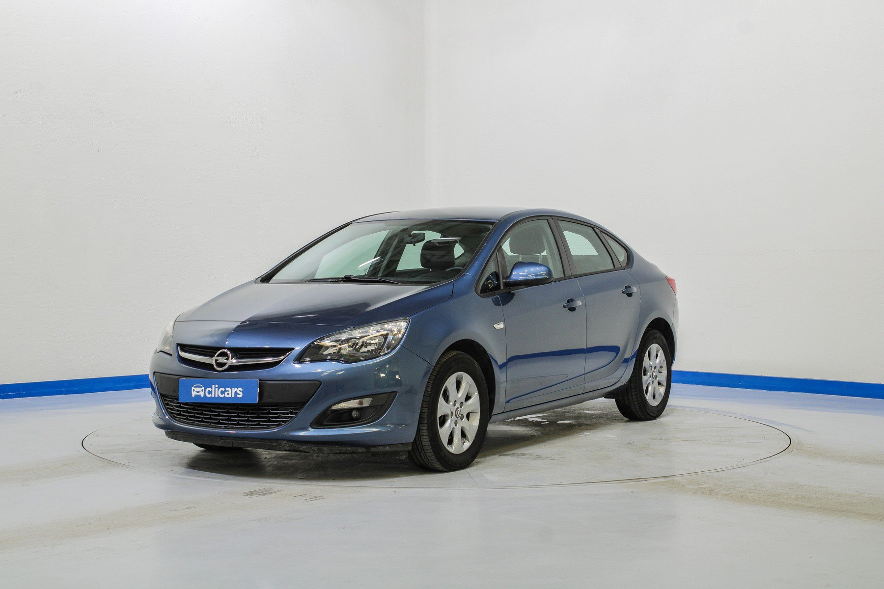 Opel Astra Diésel 1.6 CDTi S/S 100kW (136CV) Elegance 1