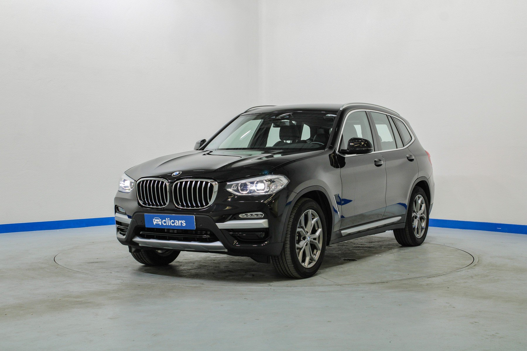 BMW X3 Diésel xDrive20d 1
