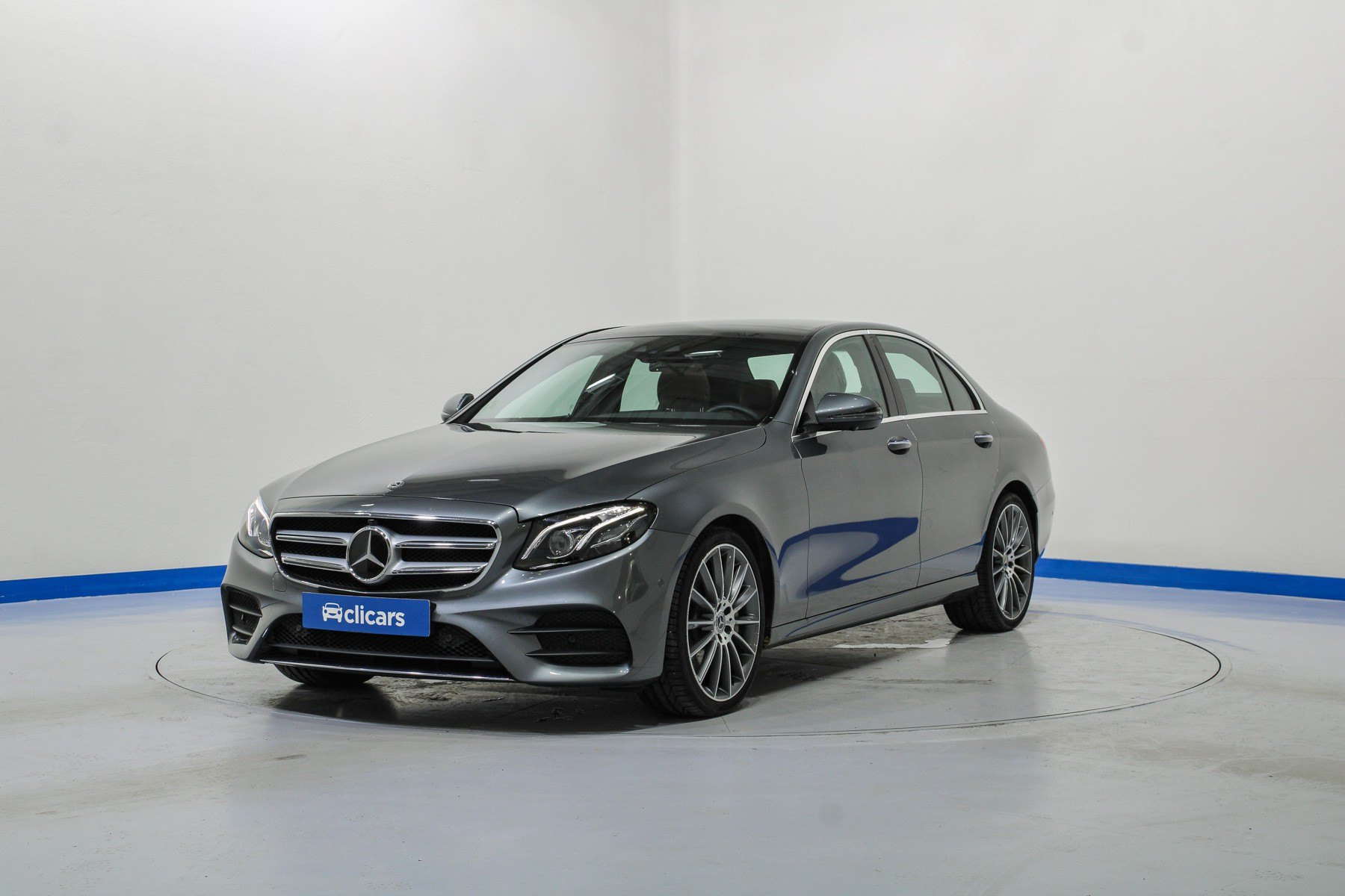 Mercedes Clase E Gasolina E 450 4MATIC 1