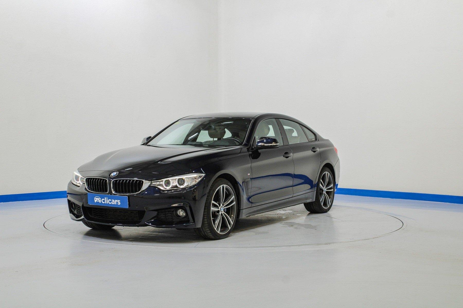 BMW Serie 4 Diésel 420d xDrive Gran Coupe 1