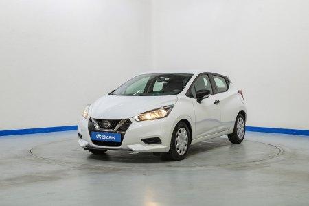 Nissan Micra Diésel 1.5dCi 66 kW (90 CV) S&S Visia+