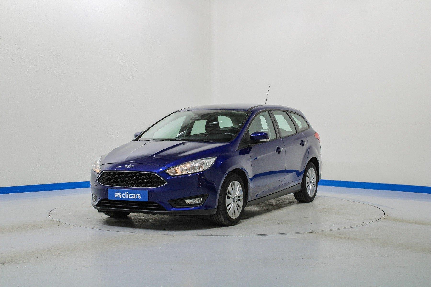 Ford Focus Diésel 1.5 TDCi E6 70kW (95CV) Trend Sportbreak 1